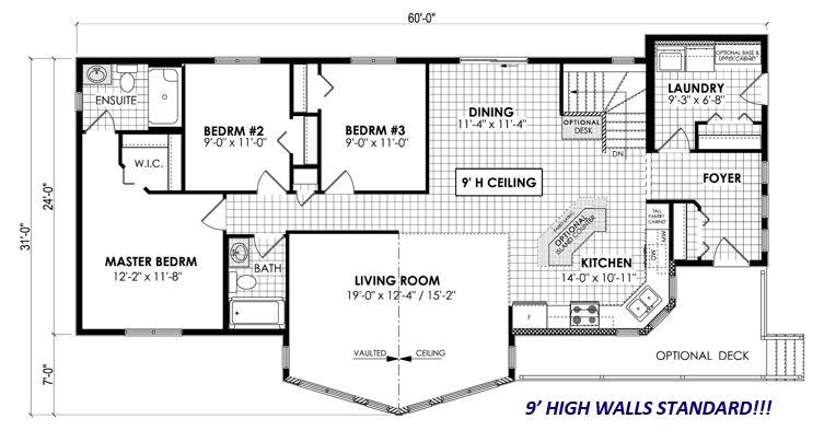 CAMARA 9' Wall_Floorplan