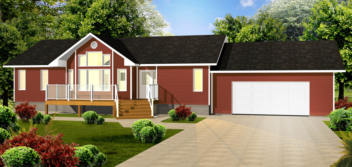 Star ready to move homes home models details for Cottage packages manitoba