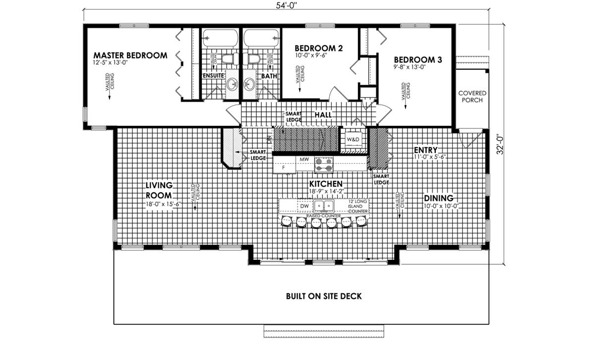 CASTLE ROCK_Floorplan