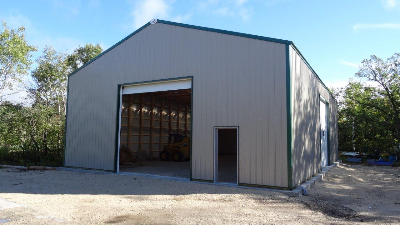 Machine sheds for Star building garage packages